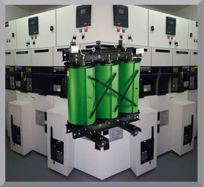 Cabines électriques de transformation